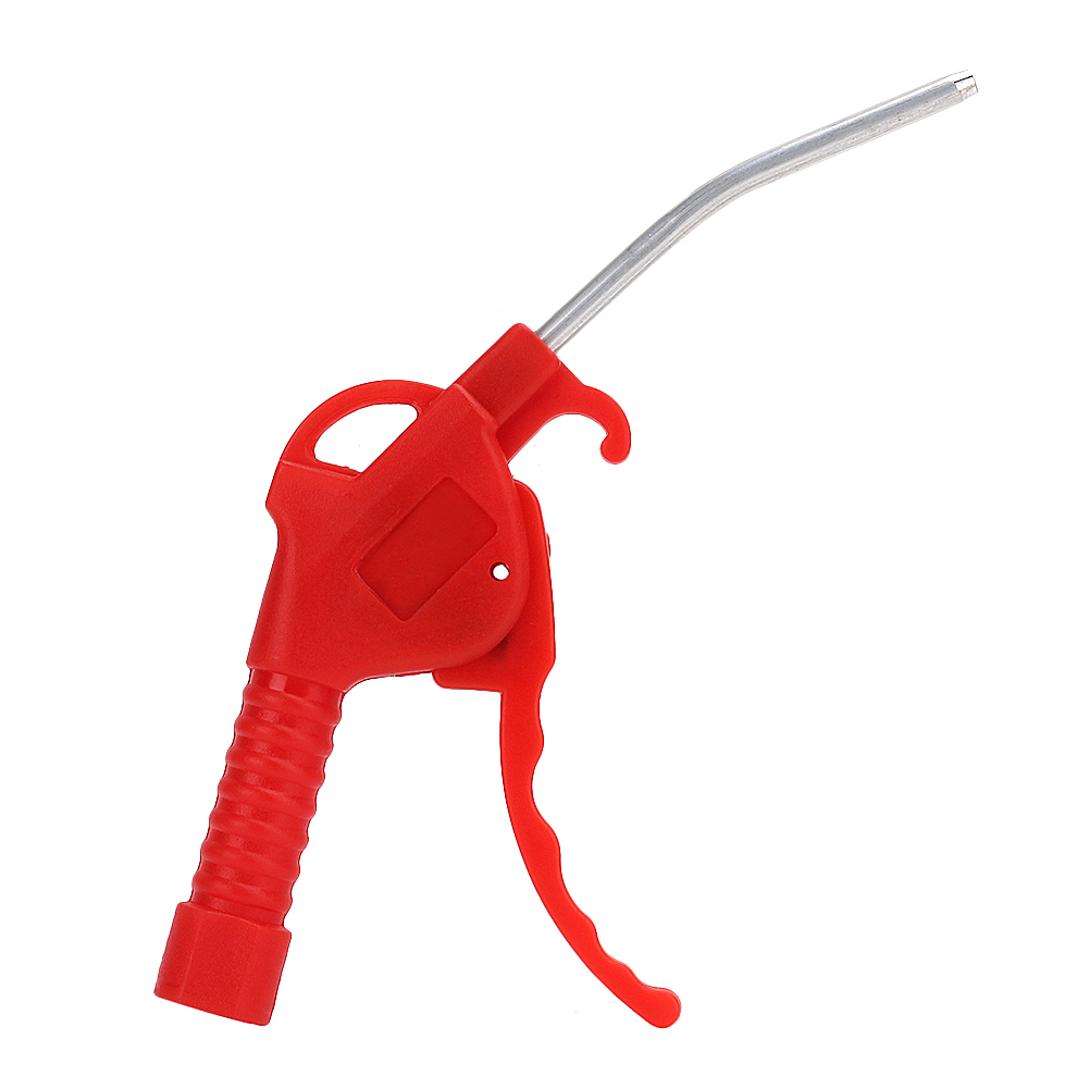 Wholesale Red Air Line Blow Off Dust Duster Removing Gun Dust Aluminum Plastic Cleaning Clean Handy Tool(China (Mainland))