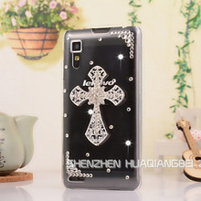 Hot sale lenovo S660 case cover bling case lenovo S660(visit store lenovo case all model can be made)