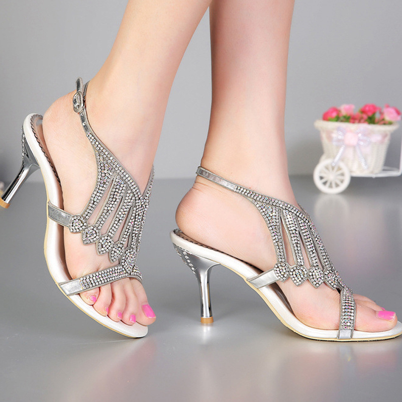 aliexpress buy 2016 open toe 3 inches summer