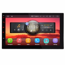 Pumpkin Quad Core 2din Android 4.4 1024*600 7INCH Parrot Bluetooth Car Stereo Audio radio GPS DAB+ In dash Headunit NO Car DVD(China (Mainland))