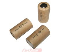 A Ni-MH 1.2V 4500MAH D:33*60mm Rechargeable Battery for Light Backup power(China (Mainland))