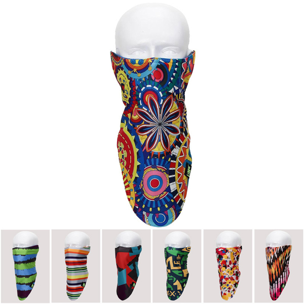 E1010 Hot sale flower printed outdoor sports Ski mask face protection Windproof warm snowboard mask(China (Mainland))