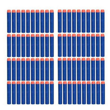 New 100pcs 7.2cm Refill Darts for Nerf N-strike Elite Series Blasters Kid Toy Gun(China (Mainland))