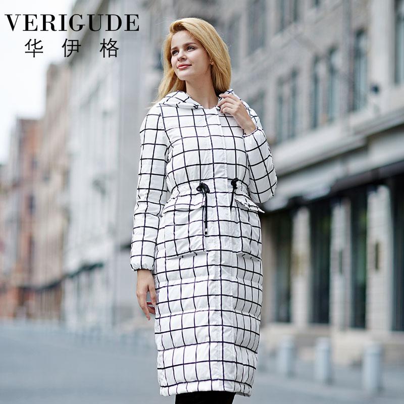 Veri Gude Winter Coat Duck Hooded Down for Women Parkas Long Down Coats Lightweight High QualityОдежда и ак�е��уары<br><br><br>Aliexpress