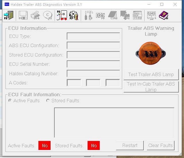 Haldex PLC ABS Diagnostics 3.1<br><br>Aliexpress