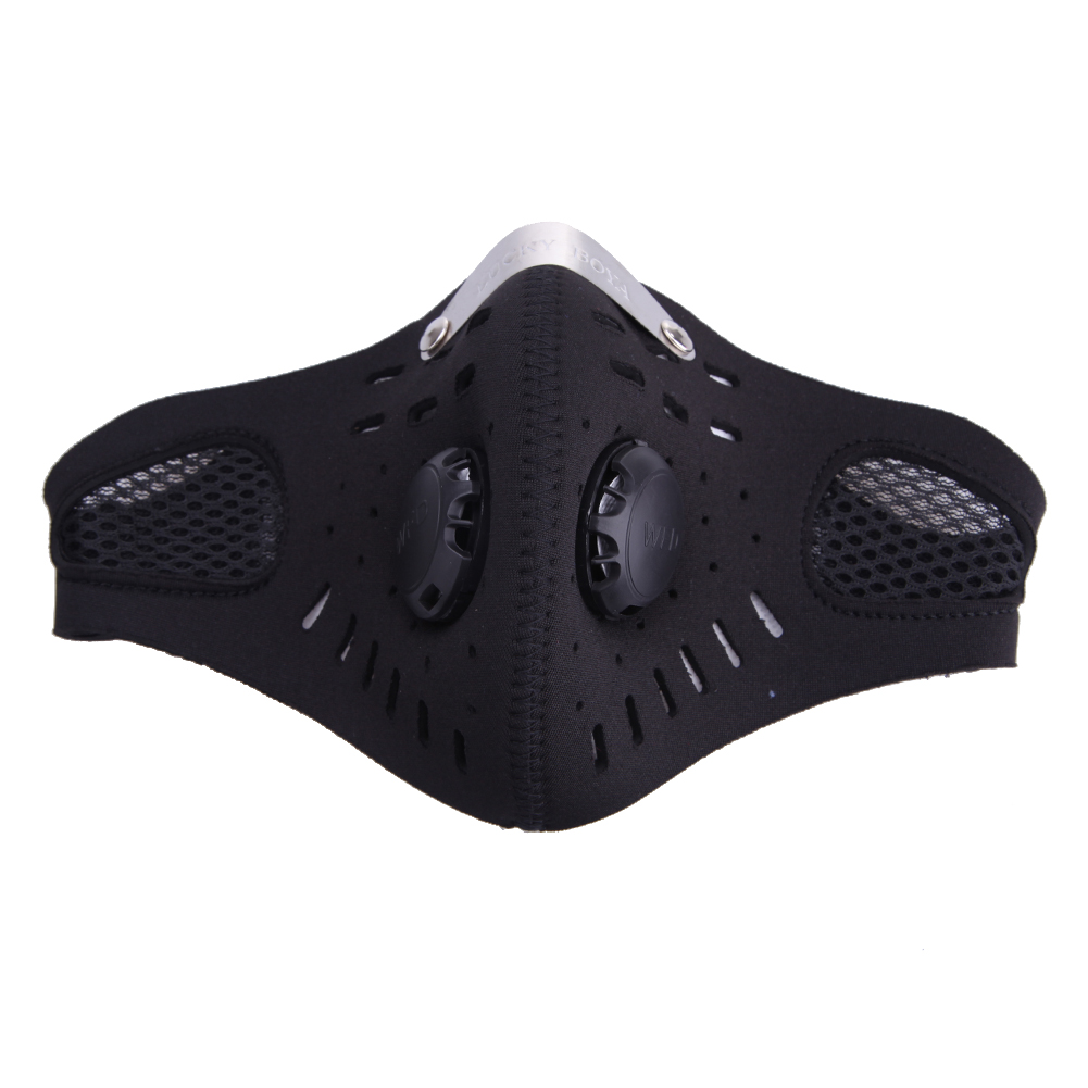 Anti-pollution City Cycling Face Mask Mouth-Muffle Dust Windproof Mask Bicycle Sports Protect Road Cycling Mask Cover Protective