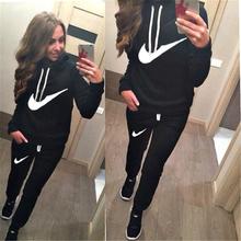 2016 новые спортивные костюмы спортивные костюмы бренда толстовки крючки и листья печатаются высокое качество спортивная спортивный костюм для женщин