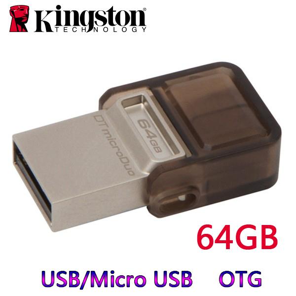 8GB 16GB 32GB 64GB Kingston USB Flash Drive OTG, Pen Drive Pendrive OTG Flash Card, Micro USB OTG Flash Drive Free Shipping(China (Mainland))