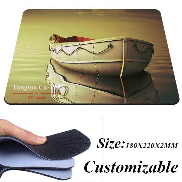 2015 Hot Movies Still from the film Life of Pi Durable mouse pad free shipping(China (Mainland))