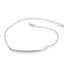 2016 Hot Fashion Vintage Handmade Gold and  Silver Curved Bar Bracelet, Dainty bracelet, free lead/nickel bracelet EY-B013(China (Mainland))