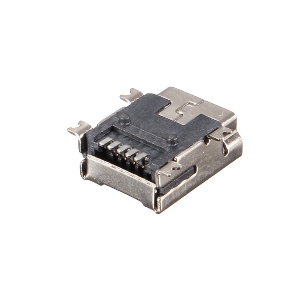Lowest Price Pack of 10 Mini USB Type B SMD Female Socket 5 Pin 5 Pin