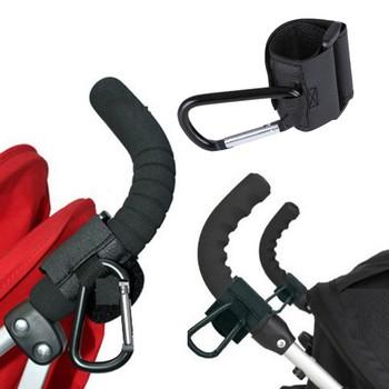 1pcs Baby Stroller Hook Stroller Accessories Pram Hooks Hanger for Baby Car Carriage Buggy
