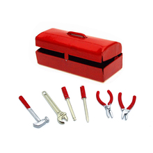 Buy RC Crawler 1:10 Accessories Mini Hammer Wrench Tools Box Tamiya CC01 Axial SCX10 RC4WD D90 D110 TF2 RC Car Truck Decor Parts for $4.50 in AliExpress store