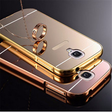 Buy Mirror Case Samsung Galaxy S3 S4 S5 S6 S7 Case Aluminum Metal Frame Acrylic Back Cover Samsung S7 Edge S6 Edge Plus Case for $2.79 in AliExpress store