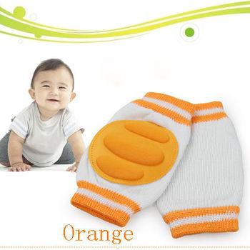 6 цветов мода 1 пара дети безопасности сканирование локоть подушки младенцы малышей наколенники протектор гетры детские коленная чашечка