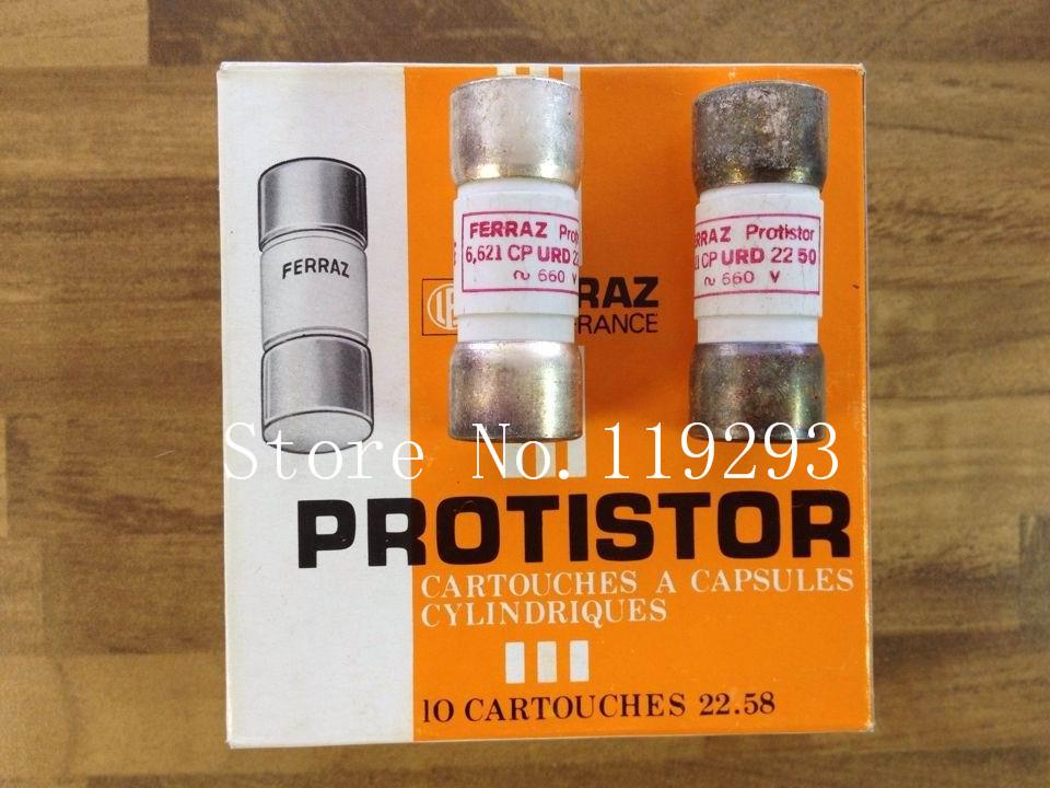[SA]France FERRAZ Farley 6621 CP URD2250 PROTISTOR 660V50A 22X58 fuses<br><br>Aliexpress