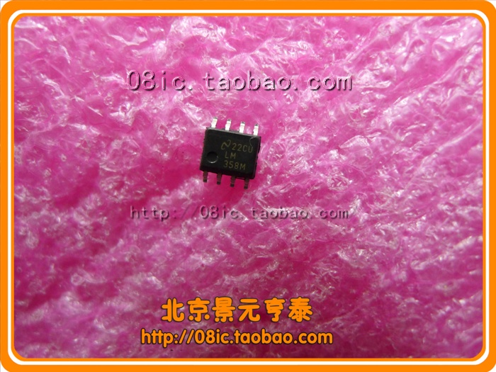 Free shipping New original LM358MX imports NS SOP - 8 Office of the State genuine NS(China (Mainland))