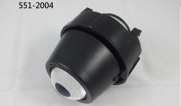 Replacement parts for renualt scenic trafic twingo HID driving projector bifocal lens high full low dipped