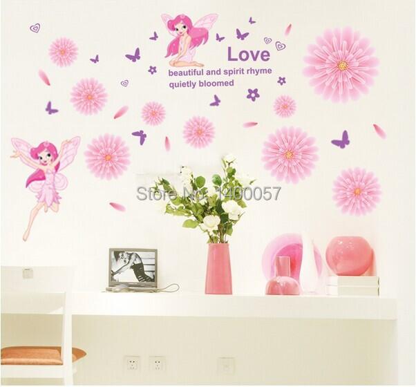 핑크 요정 벽지-저렴하게 구매 핑크 요정 벽지 중국에서 많이 ...