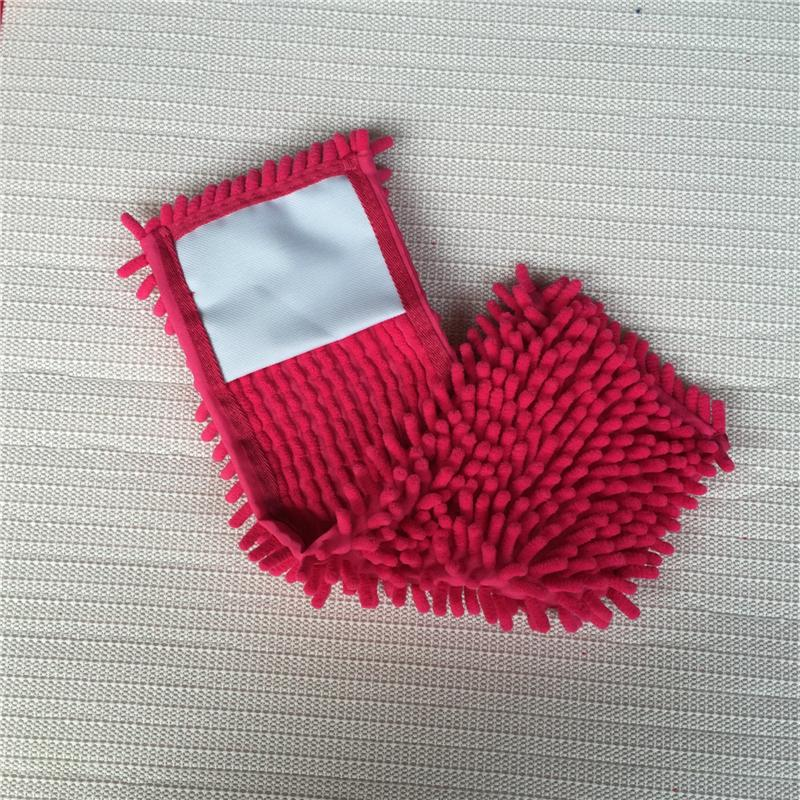 HOT Mop Head Home Dust Mop Refill Microfiber Mop Top Household Replacement(China (Mainland))