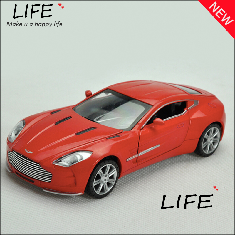Hot Sale Cool Alloy Car Model For Kids Toys Wholesale Diecast Roadster Metal Car For Collect Hot Wheels 1:32 Christmas Gift(China (Mainland))