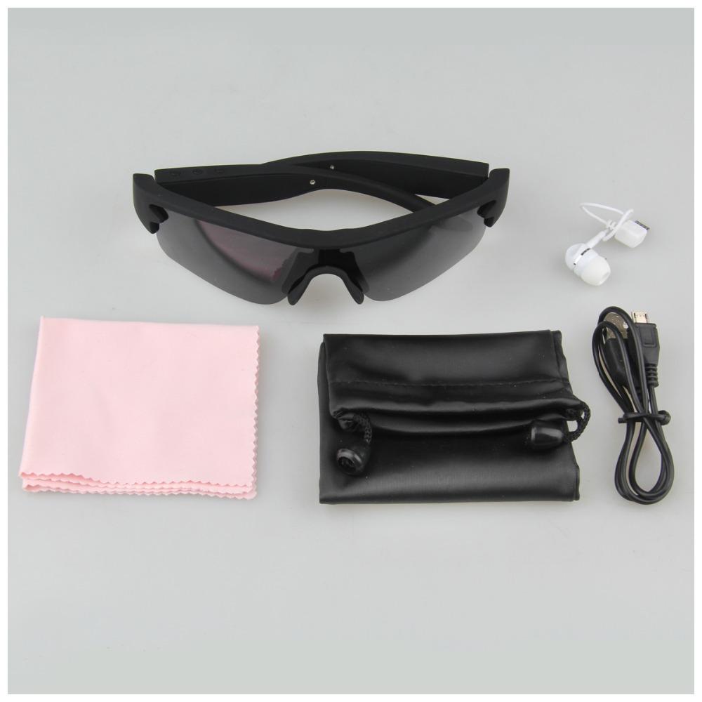 Fashion Polarized Driving Sunglasses Bluetooth Smart Eyewear Glasses Goggles for