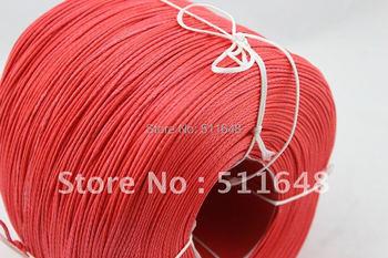 Free Shipping 1000m 350lb extreme SL Dyneema fiber braid mountain climbing cord 1.2mm 4 strands