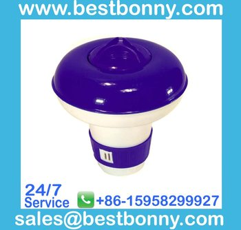 "Dia.5"" Floating chemical Dispenser for 1-1/2"" Tablets"