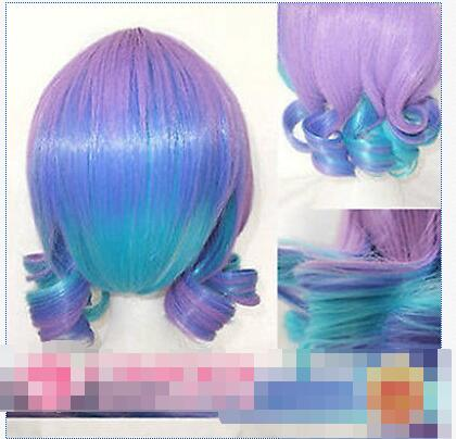 Wholesale heat resistant LY free shipping VOCALOID Anti The Infiniti Holic Cosplay Short font b Wig