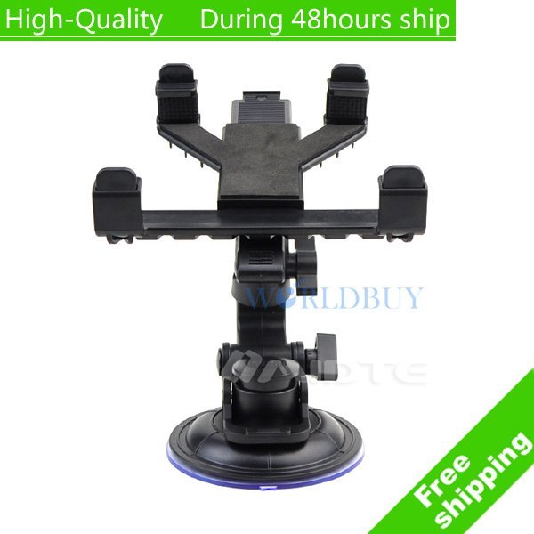"""High Quality Mount Car Holder Cradle for Wifi,7"""" 10"""" netbook Digital Monitors Stand Free Shipping"""