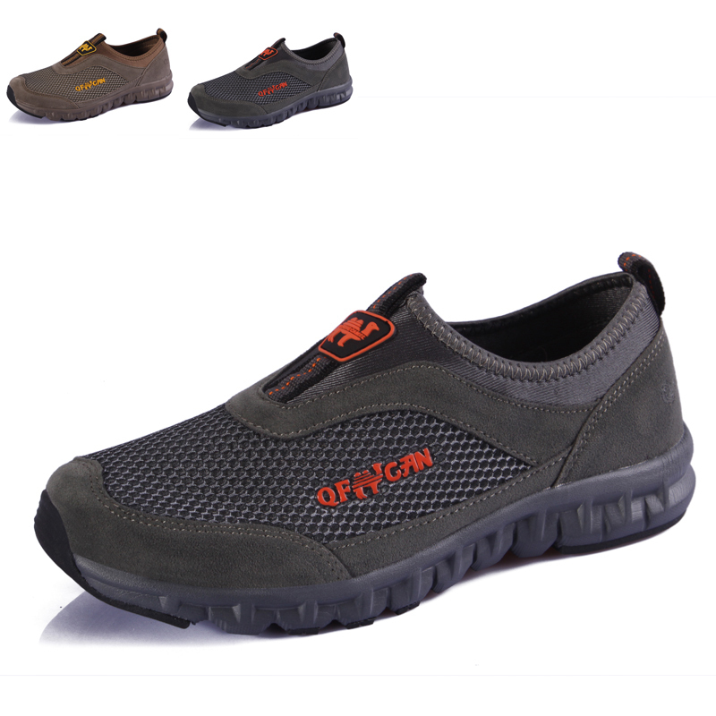 brand camel s outdoor light breathable walking shoes
