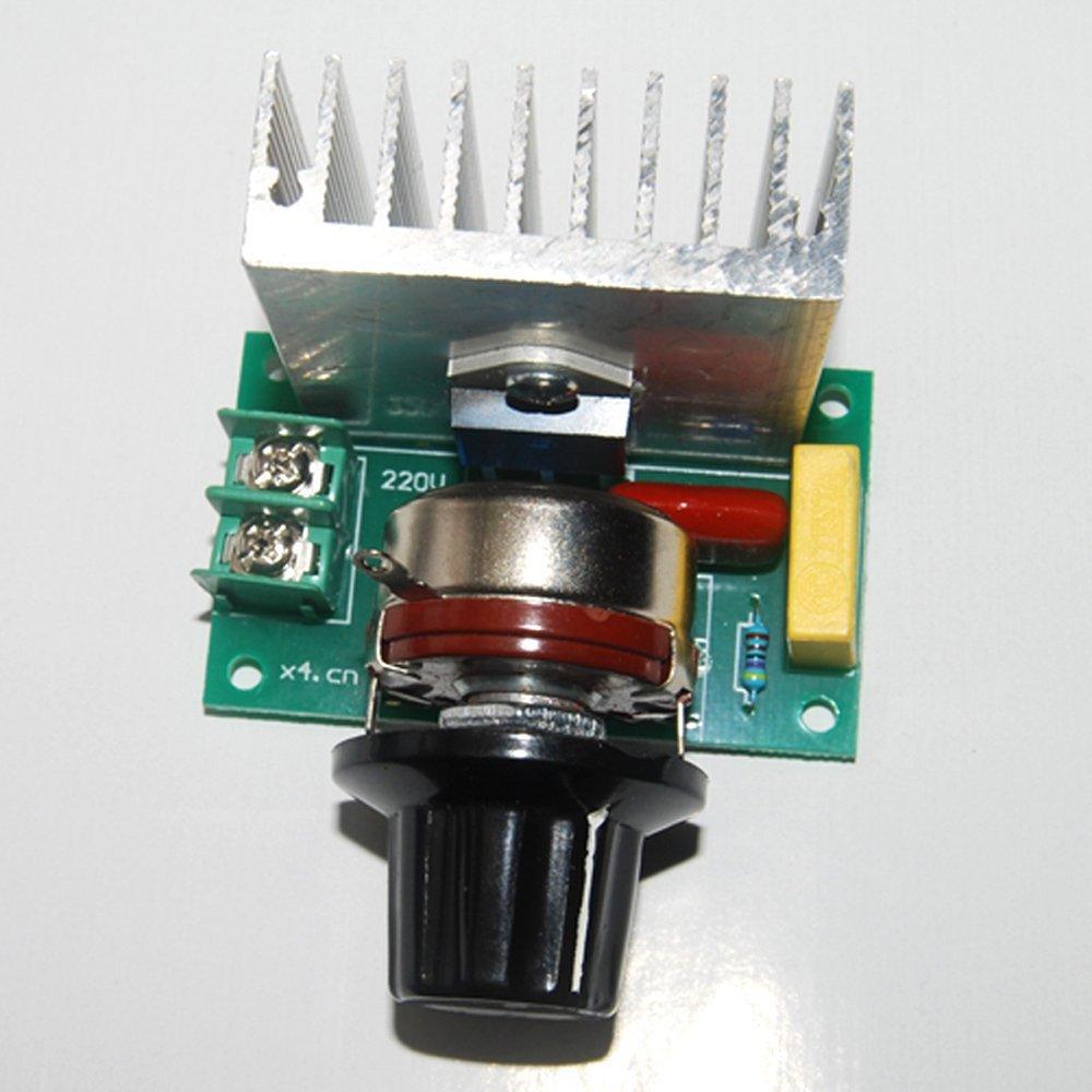 Регулятор напряжения на 220 вольт