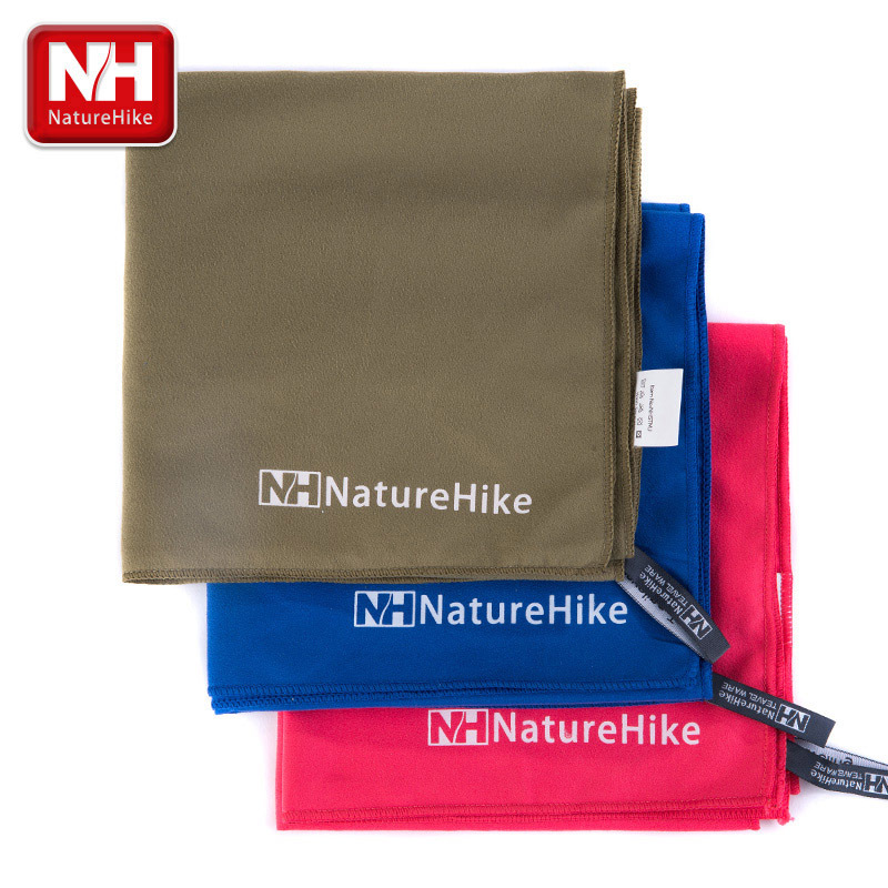 Naturehike Microfiber Antibacterial Ultralight Compact Quick Drying Towel font b Camping b font hiking Hand Face