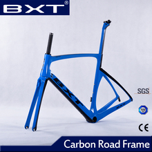 Buy 2016 China cheap carbon road frame Di2 Carbon road Bike Frameset Super Light Frame fork cadre carbone route bicycle parts for $495.00 in AliExpress store