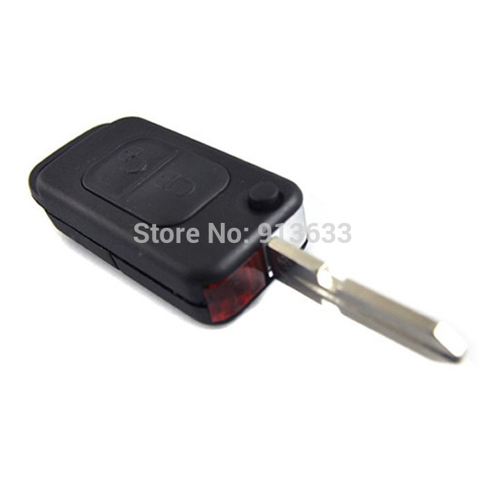 2 buttons mercedes benz chinese goods catalog for Key for mercedes benz cost