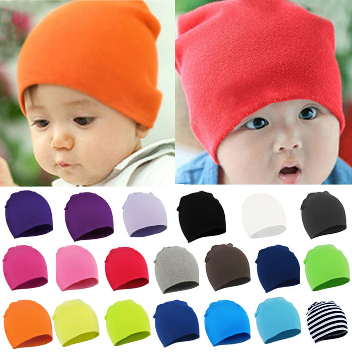 High Quality Fashion New Unisex Newborn photography props Baby Boy Girl Toddler Infant Cotton Soft Snapback Hat Cap Beanie(China (Mainland))