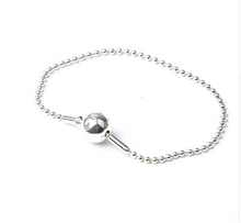 2017 NEW original beads Fit Pandora bracelet buckle chain essence bracelets silver 925 for charms(China (Mainland))
