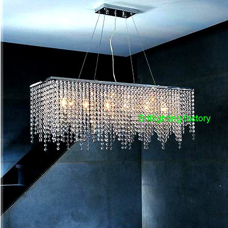 Modern-Crystal-Chandelier-Light-for-dining-room-led-crystal ...
