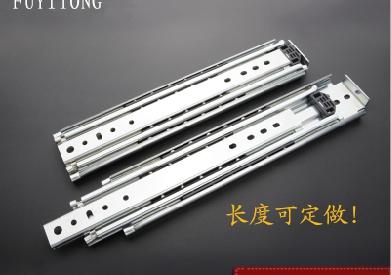 Track drawer slide rail 76 wide heavy three five wardrobe accessories<br><br>Aliexpress
