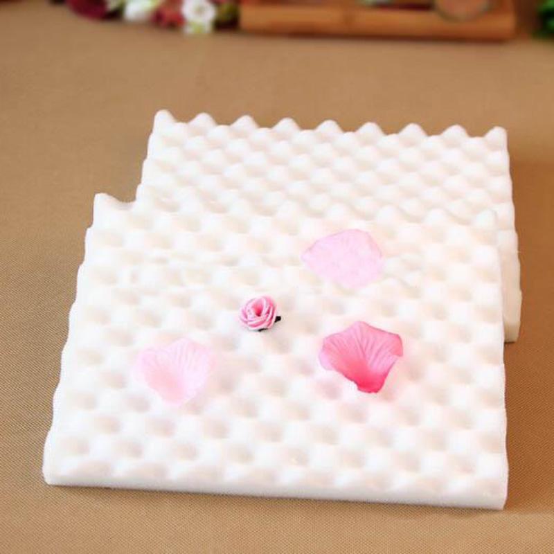 2Pcs Fondant Cake Chocolate Sugar Flower Drying Foam Decorating Bakeware Tool Set Gum Paste Mold Wave Mat Shaping Sponge Pad(China (Mainland))