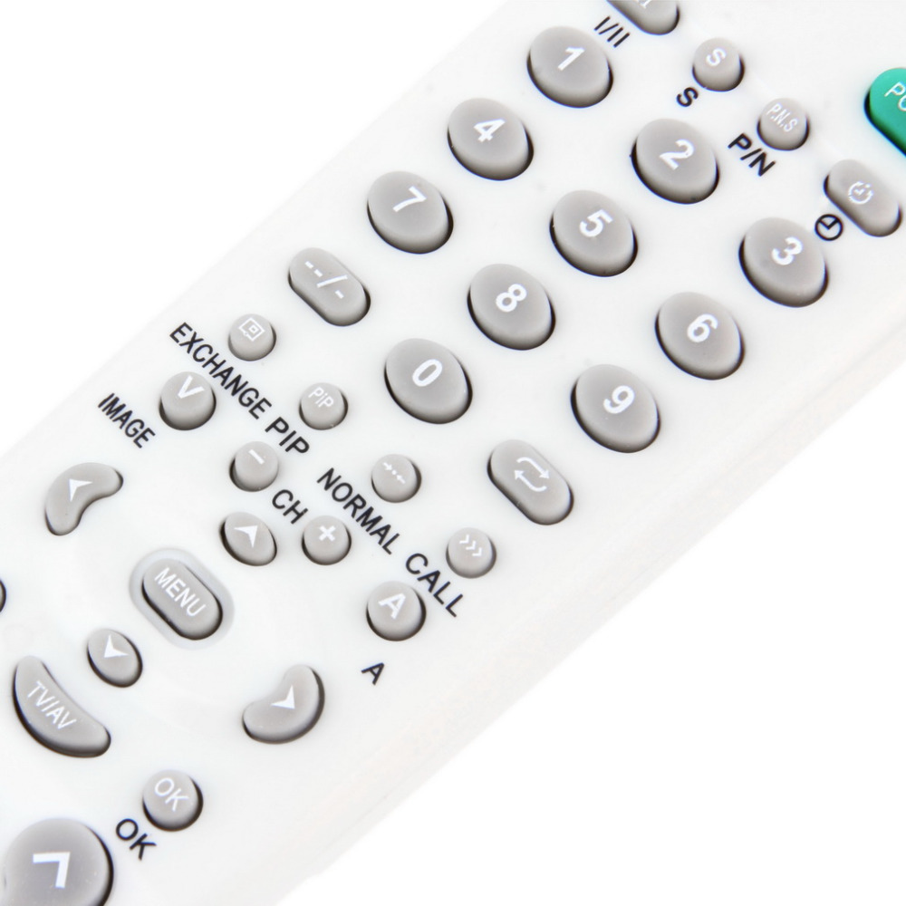 1Pcs Portable Universal TV Remote Control Controller For TV Television Sets