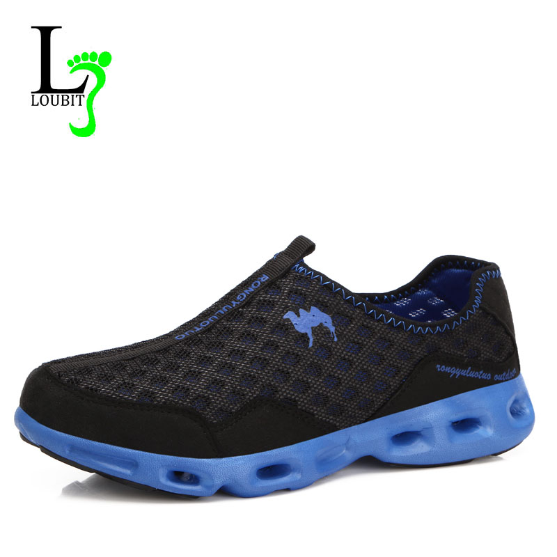 Men Shoes Loafers 2016 Summer Breathable Brand Casual Shoes Outdoor Fashion Comfortable Sport Men Shoes<br><br>Aliexpress