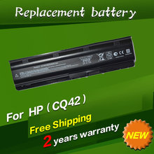 JIGU Battery HP Pavilion DV3 DM4 DV5 DV6 DV7 G4 G6 G7 635 Compaq Presario CQ56 G42 G62 G72 MU06 593553-001 593554-001 - Supply laptop battery store
