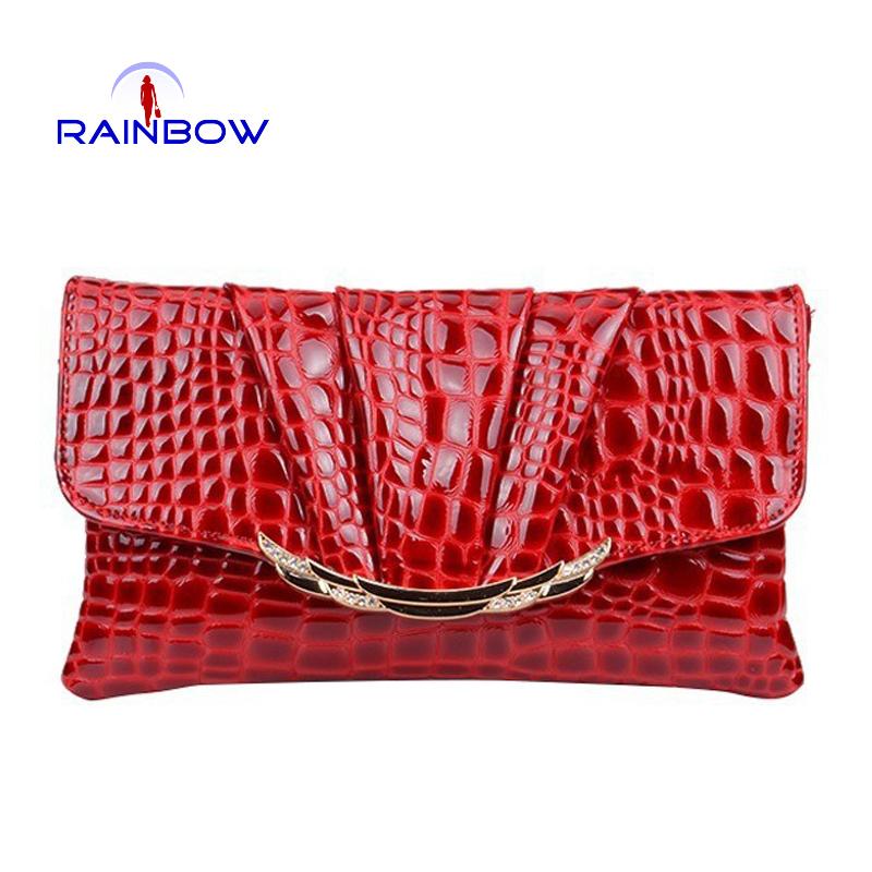2014 new fashion geometric three-dimensional metal chain ladies handbag evening