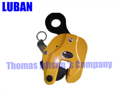 Vertical lifting heavy clamp 1 t CDH vertical plate lifting clamp lifting clamp lifting hook hanging clamp plate clip
