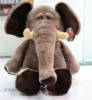 Graduation season in Germany at present the original NICI genuine Elephant Plush Doll children toy gift free shipping