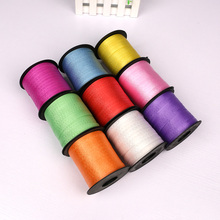 70m/roll 8mm Width Embossed ribbon Christmas Birthday decoration tied rope wedding Party supplies balloons accessories grosgrain(China (Mainland))