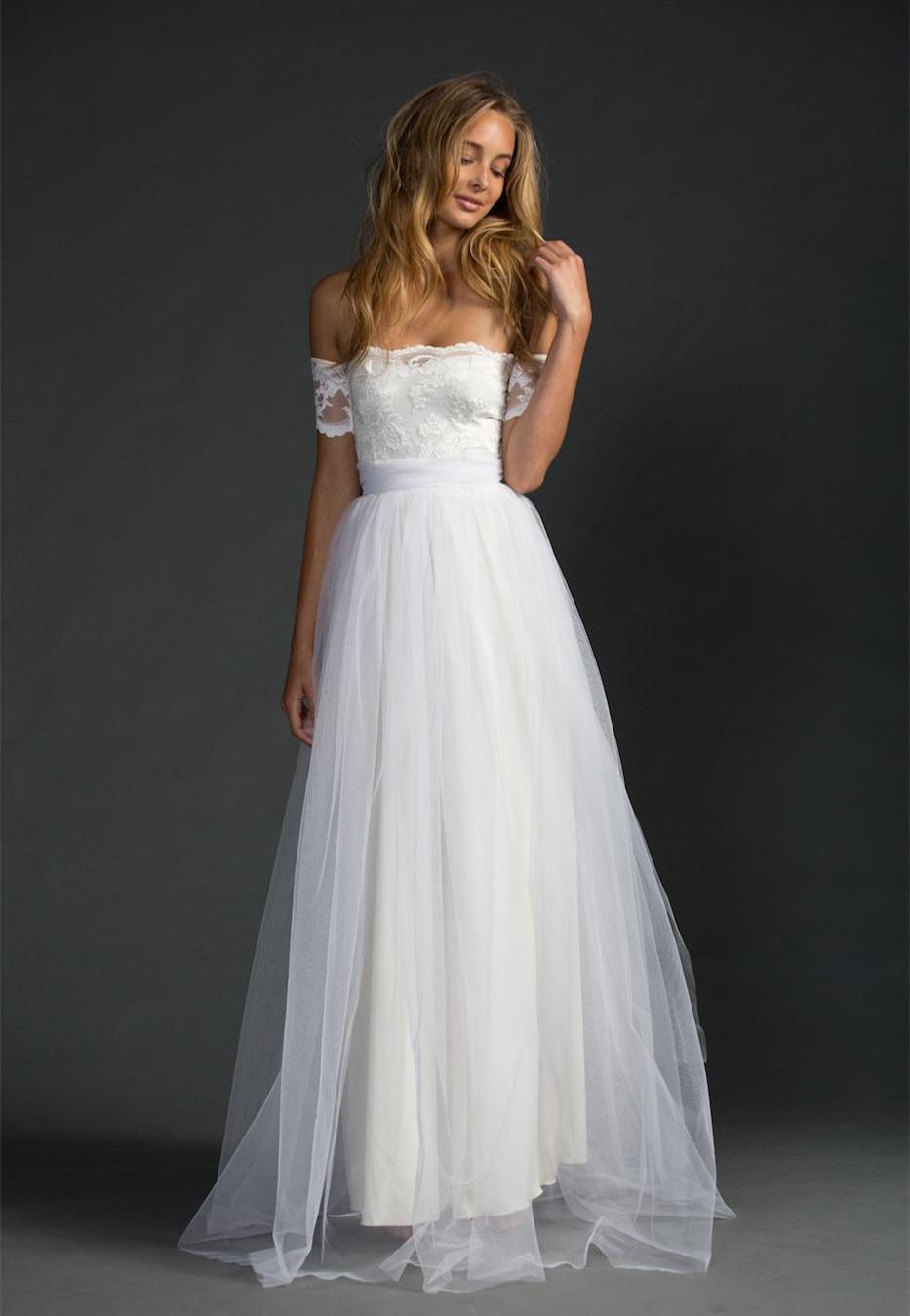 Strapless Wedding Dress With Low Back - Wedding Dress Ideas