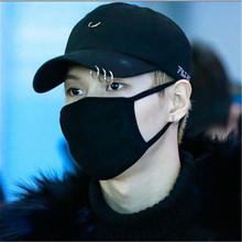 Горячие продажи 2NE1 CL bigbang G-gdraon BTS JIMIN SUGA V Мода K ПОП Железное Кольцо Шляпы регулируемая Бейсбол cap100 % хлопок(China (Mainland))