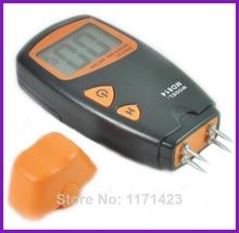 Lcd Digital de humedad de la madera medidor de humedad humedad Tester MD814 mano con 4 PIN envío gratis
